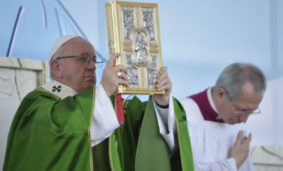 1 Holy Father at the mass - Vatican news